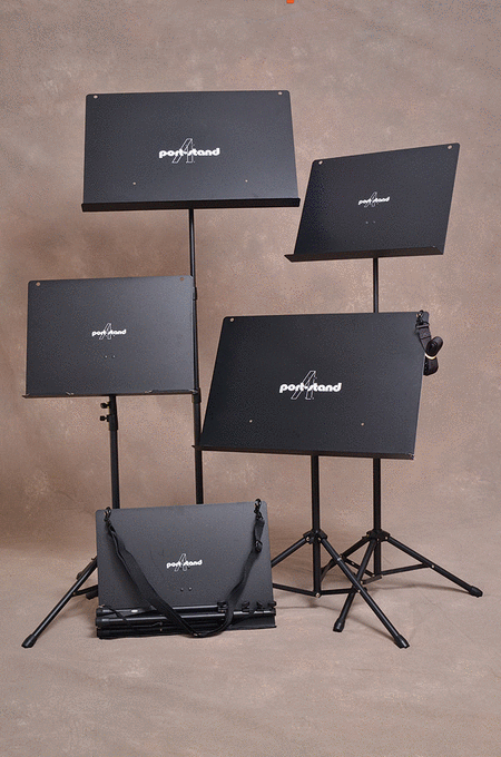 Port-a-Stand Commoner Music Stand