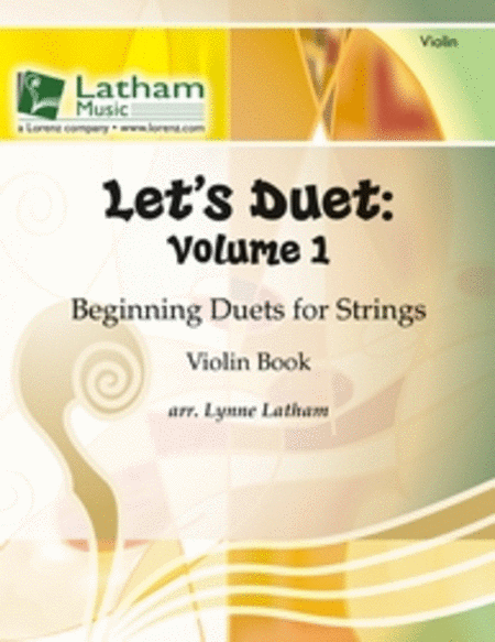 Let's Duet: Volume 1 (Violin)
