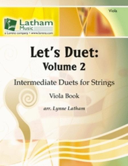 Let's Duet: Volume 2 (Viola)