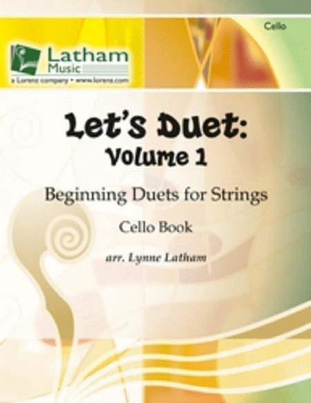 Let's Duet: Volume 1 (Cello)