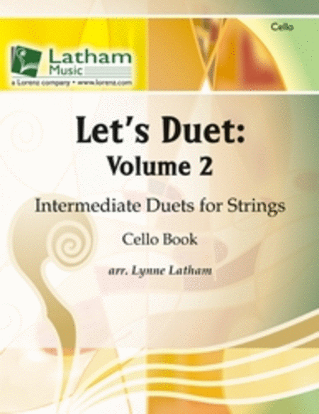 Let's Duet: Volume 2 (Cello)