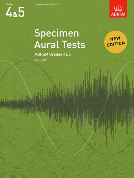 Specimen Aural Tests Grades 4 and 5