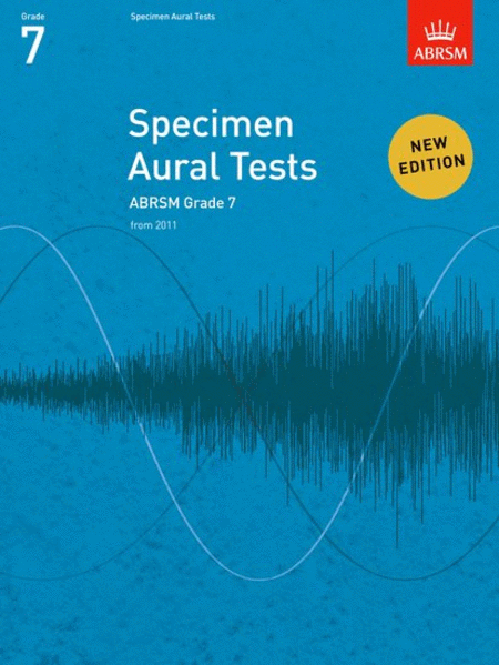 Specimen Aural Tests Grade 7