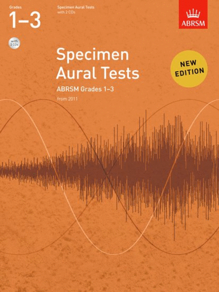 Specimen Aural Tests Grades 1-3