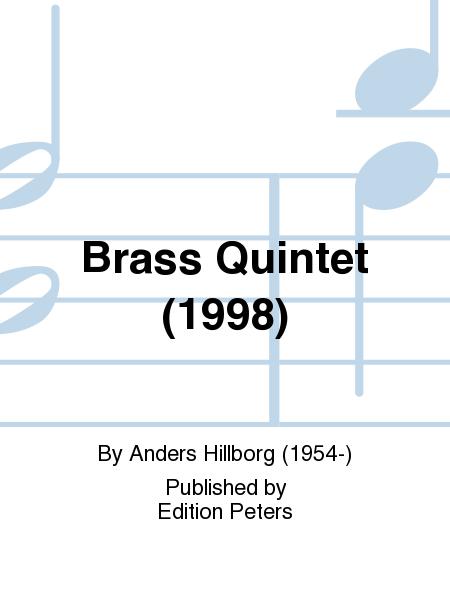 Brass Quintet (1998)