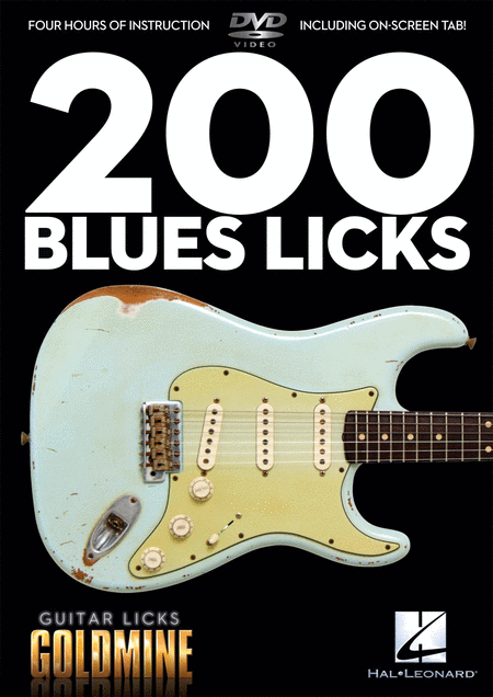 200 Blues Licks