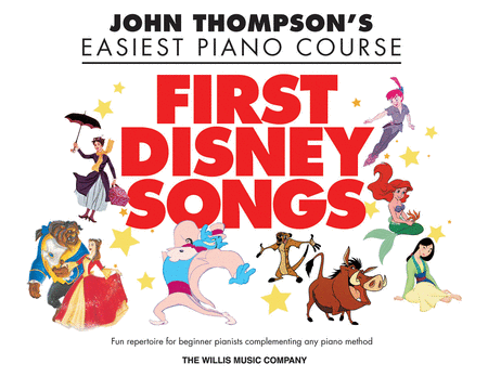 First Disney Songs