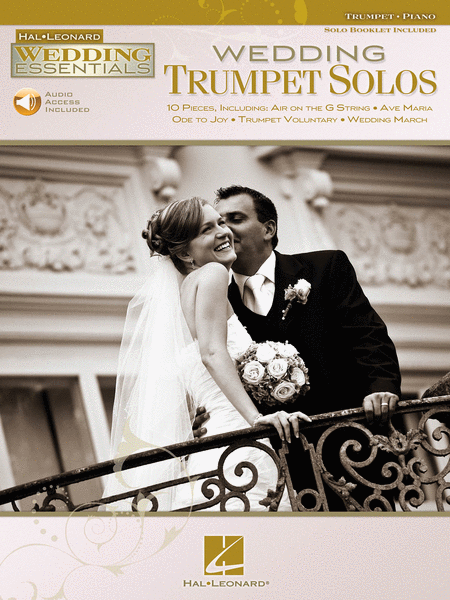 Preview Wedding Trumpet Solos By Various HL842500