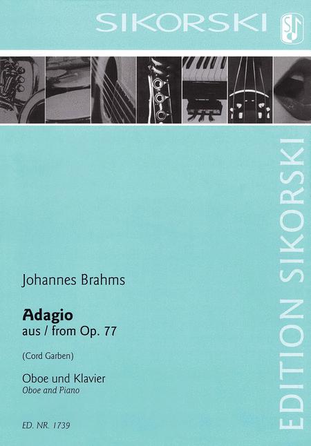 Adagio from Op. 77