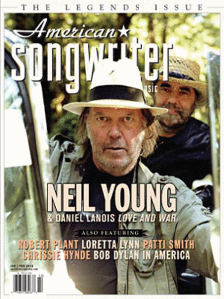 American Songwriter Magazine - Jan/Feb 2011