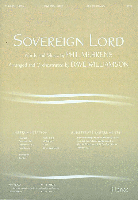 Sovereign Lord (Anthem)