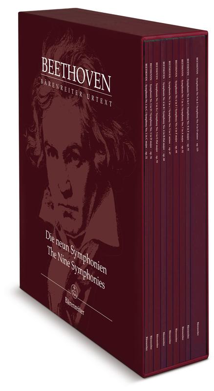 The Nine Symphonies
