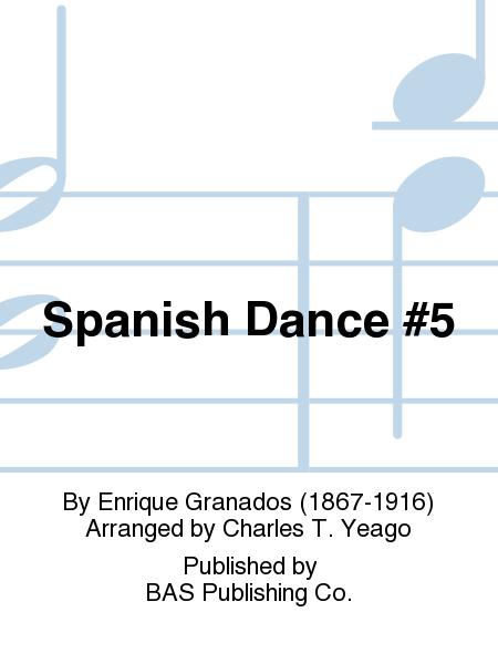 Spanish Dance #5