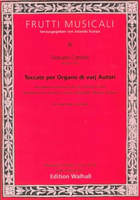 Toccate per Organo I