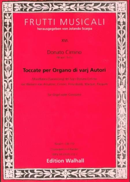 Toccate per Organo II