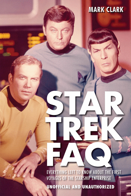 Star Trek FAQ (Unofficial and Unauthorized)