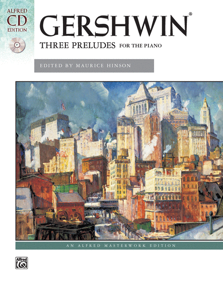 George Gershwin -- Three Preludes