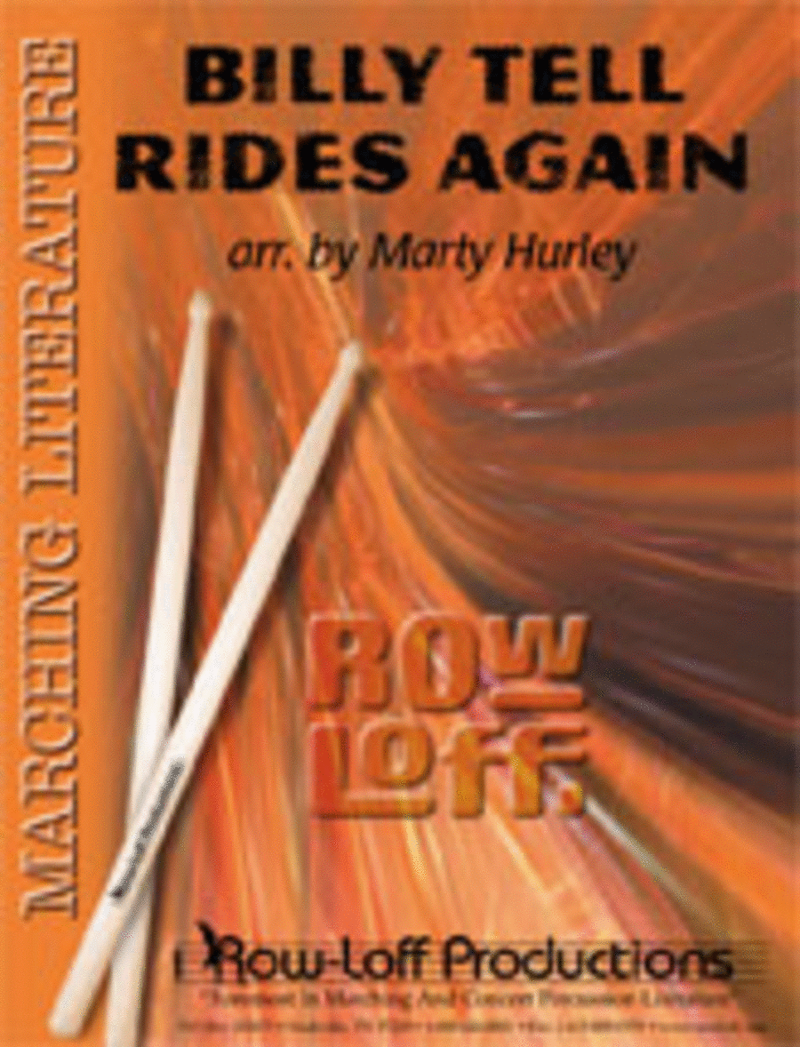 Billy Tell Rides Again (with Tutor CD)