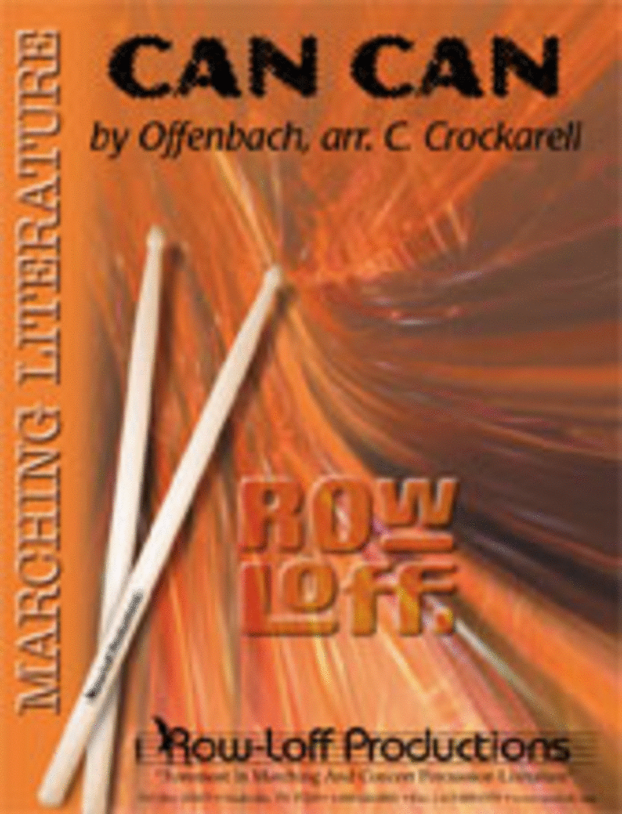 Can Can (with Tutor CD)