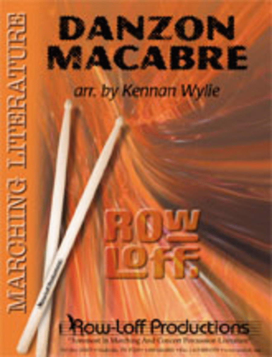 Danzon Macabre (with Tutor CD)