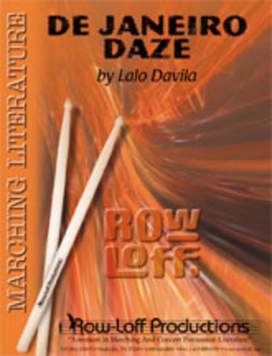 De Janeiro Daze (with Tutor CD)