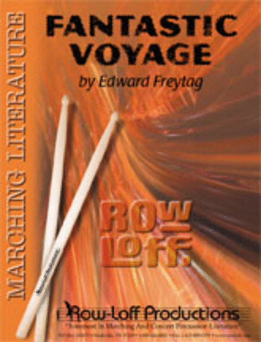 Fantastic Voyage (with Tutor CD)
