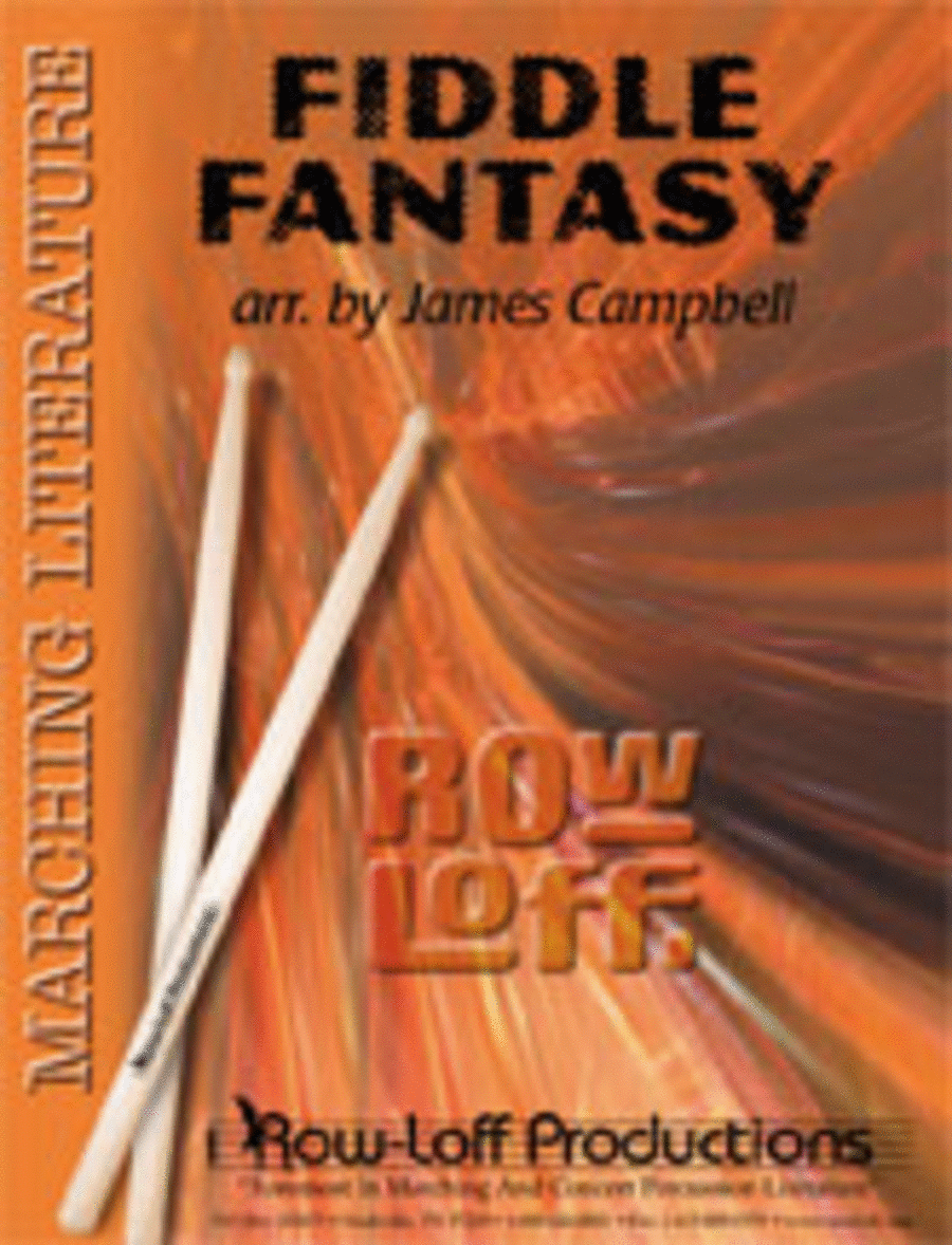 Fiddle Fantasy (with Tutor CD)