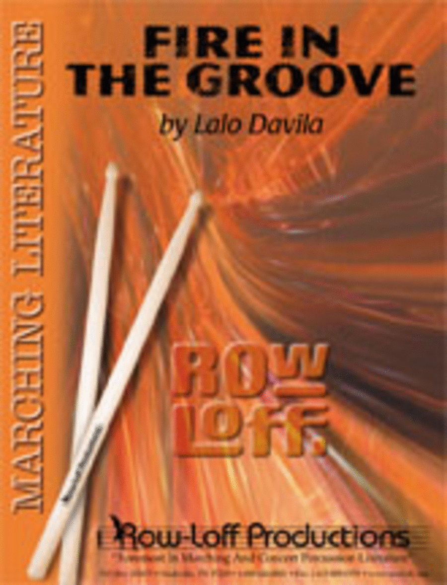 Fire In The Groove (with Tutor CD)