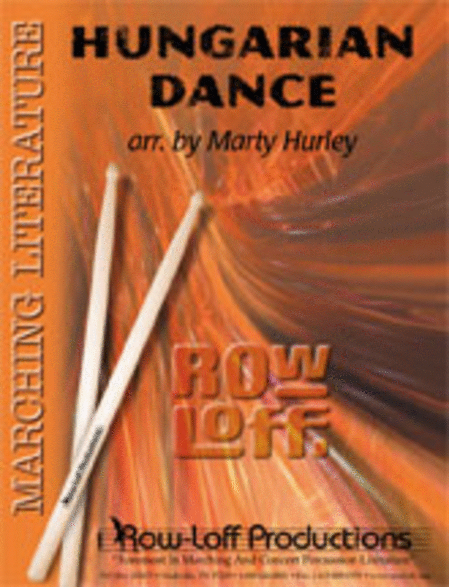 Hungarian Dance (with Tutor CD)
