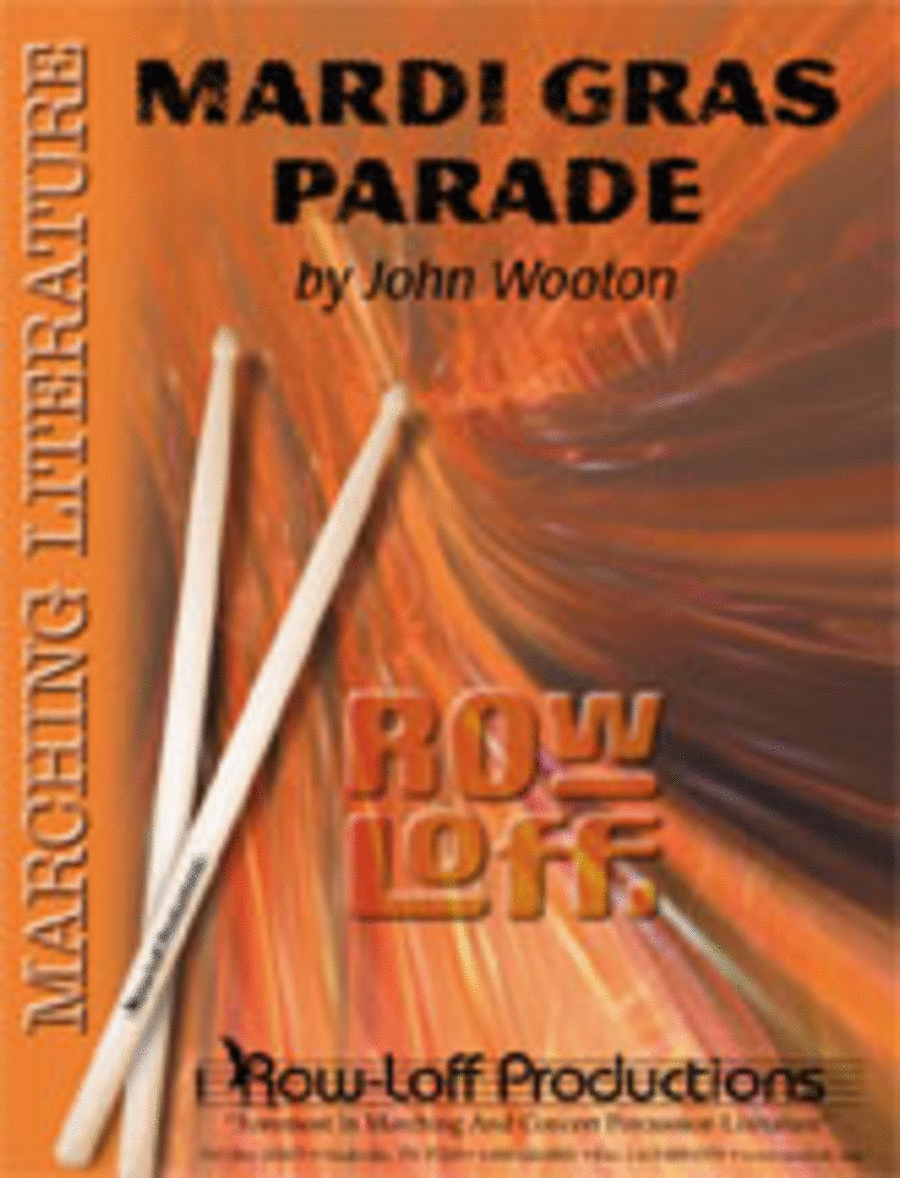 Mardi Gras Parade (with Tutor CD)