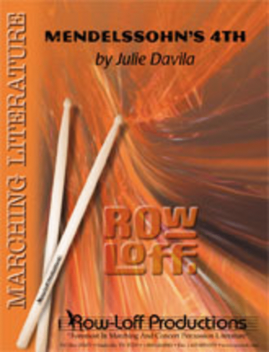 Mendelssohn's 4th (with Tutor CD)