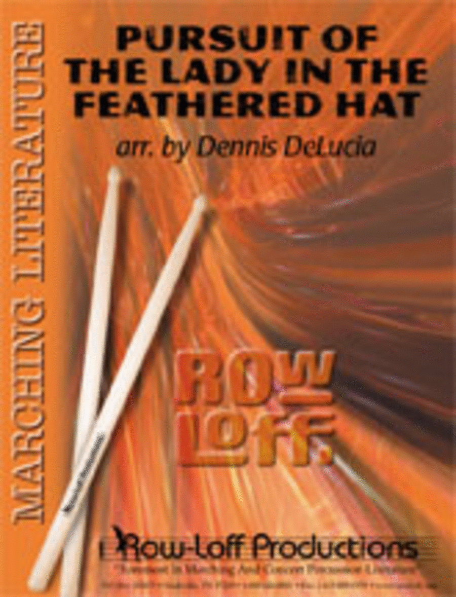 The Pursuit Of The Lady In The Feathered Hat (with Tutor CD)