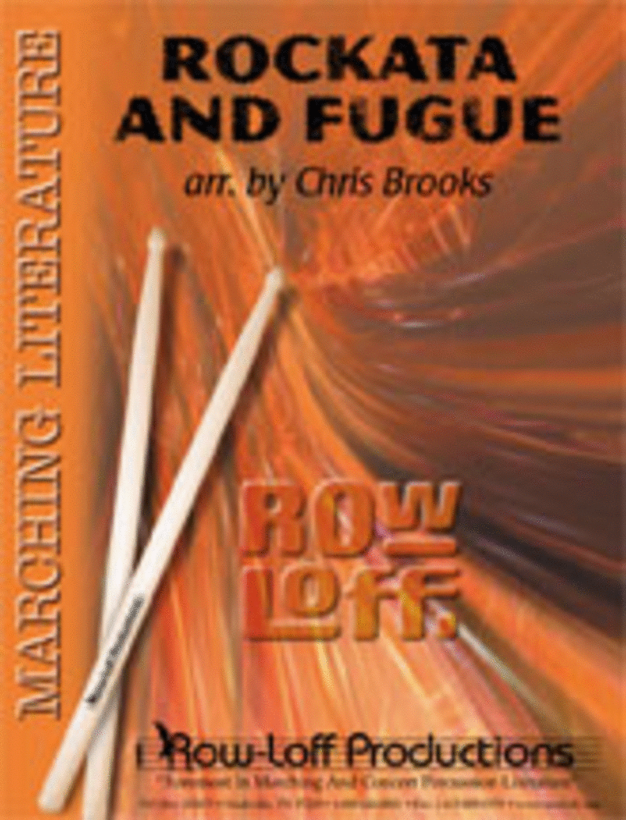 Rockata and Fugue (with Tutor CD)
