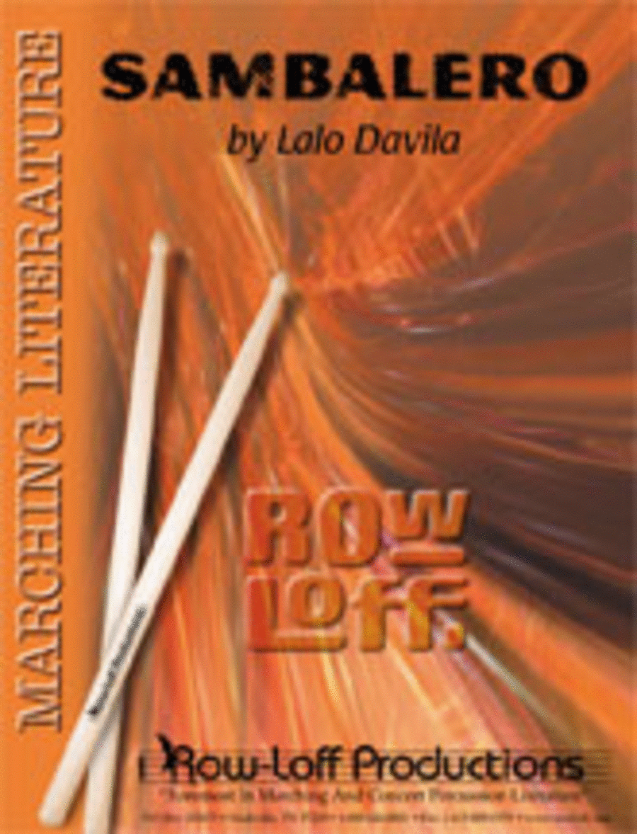 Sambalero (with Tutor CD)