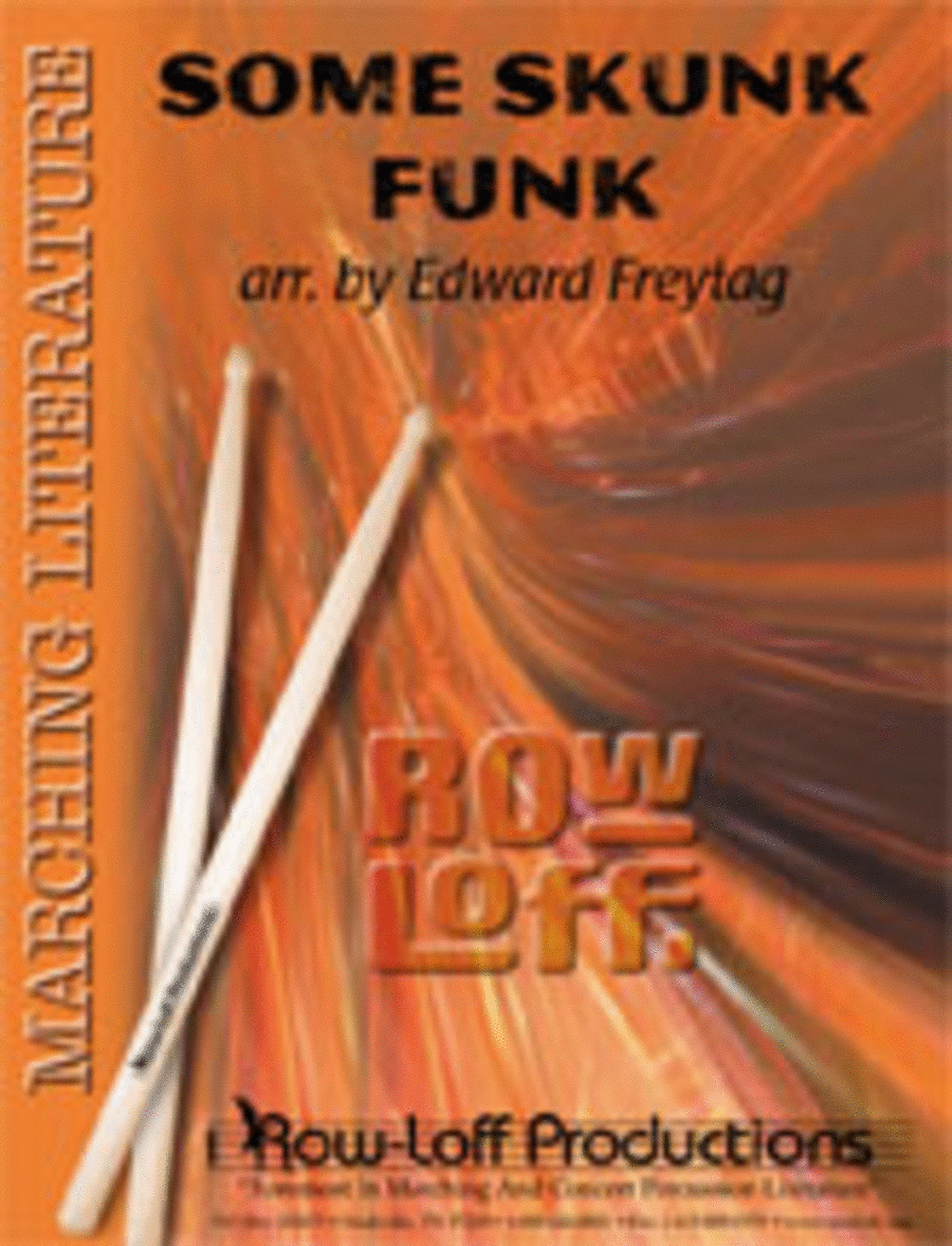 Some Skunk Funk (with Tutor CD)