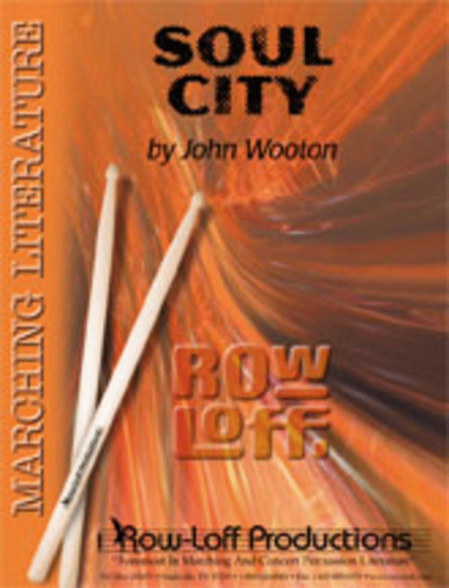 Soul City (with Tutor CD)
