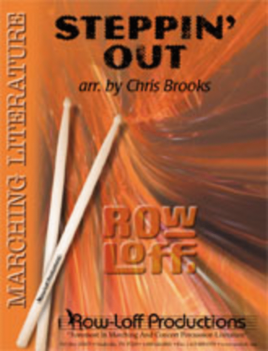 Steppin' Out (with Tutor CD)