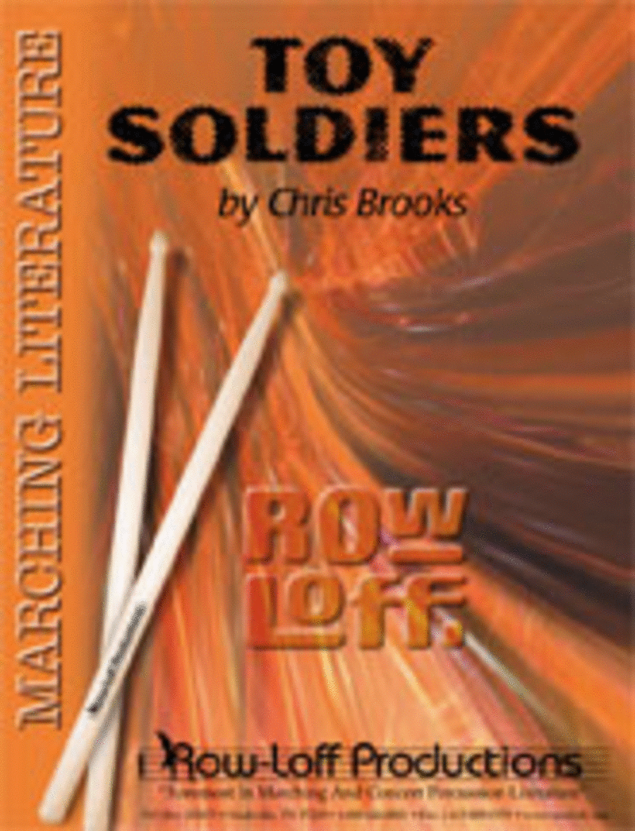 Toy Soldiers (with Tutor CD)