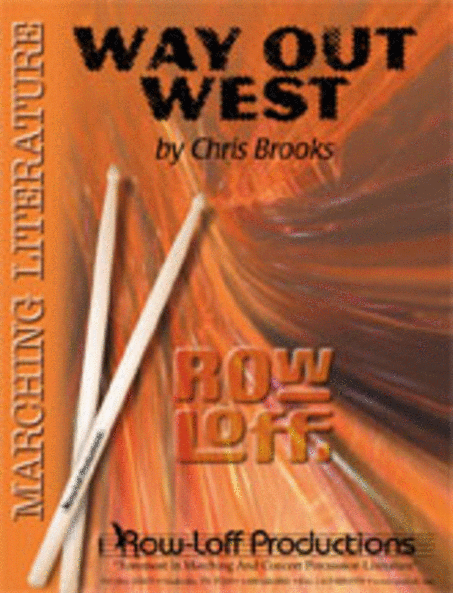 Way Out West (with Tutor CD)