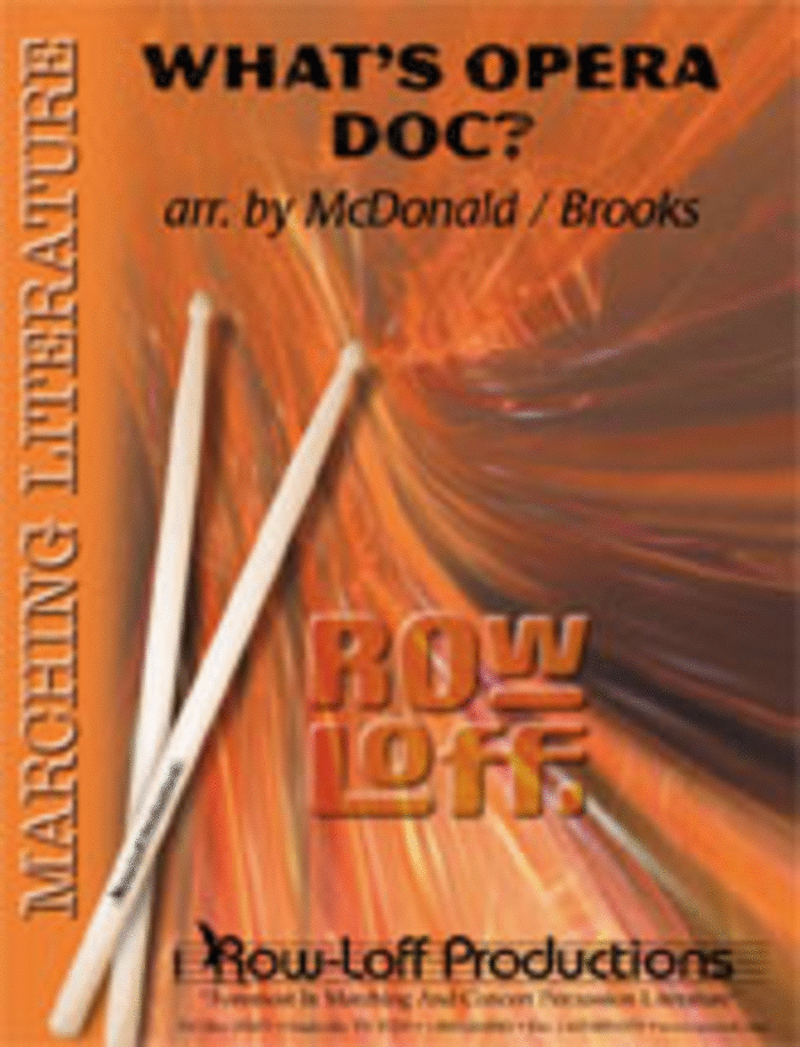 What's Opera Doc (with Tutor CD)