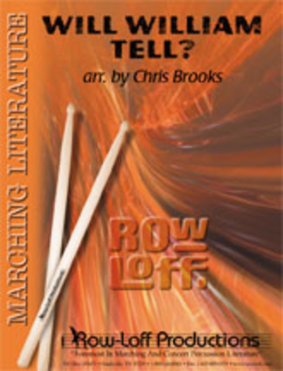 Will William Tell? (with Tutor CD)