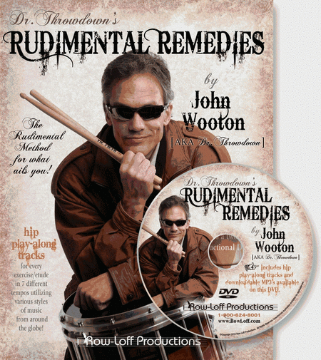 Dr. Throwdown's Rudimental Remedies