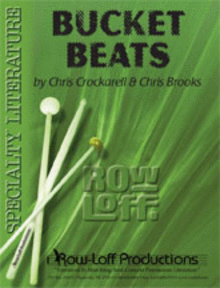 Bucket Beats (with CD)