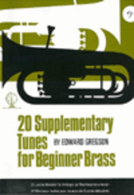 20 Supplementary Tunes Beginner Brass (Bass Clef)