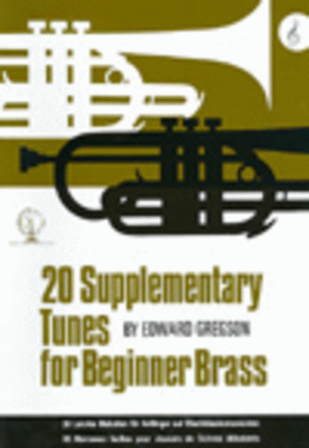 20 Supplementary Tunes Beginner Brass (Treble Clef)