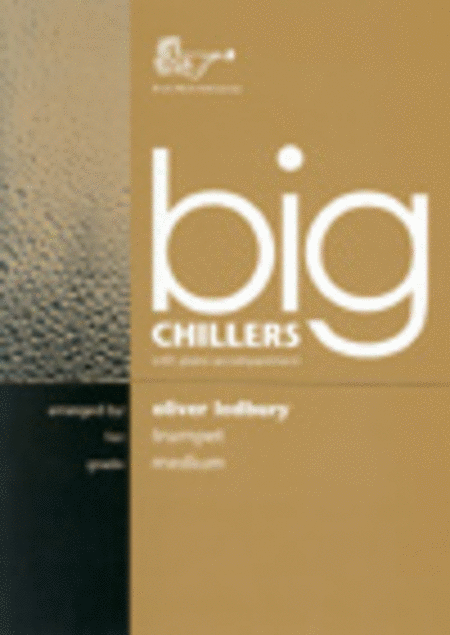 Big Chillers (Trumpet with CD)