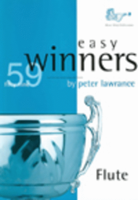 Easy Winners (Flute with CD)
