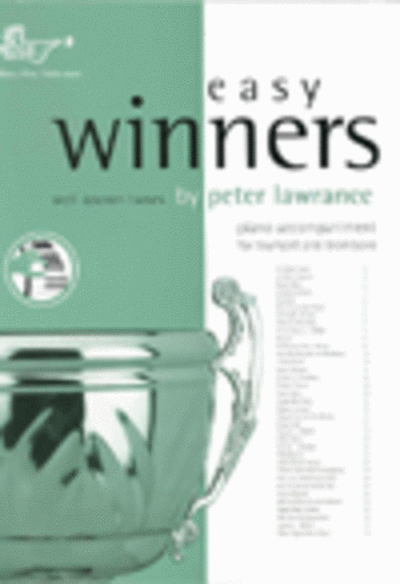 Easy Winners for Trumpet/Trombone/Euphonium (Piano Accompaniment)