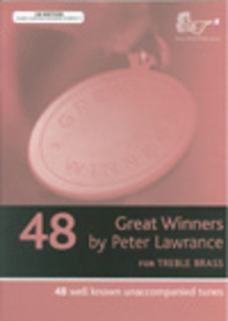 Great Winners (Trumpet/Trombone/Euphonium with CD)