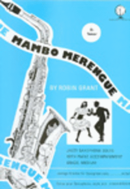 Mambo Merengue for Tenor Saxophone